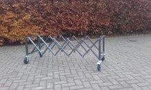 Aluminium schaarwagen