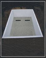 Grafkelder een geheel 1 diep (voor 2 personen)